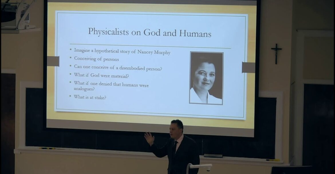 2019 Paluch Lecture with Dr. Joshua Farris | Mundelein Seminary
