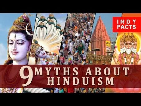 9 Myths about Hinduism || Indy Facts || Myths & Facts