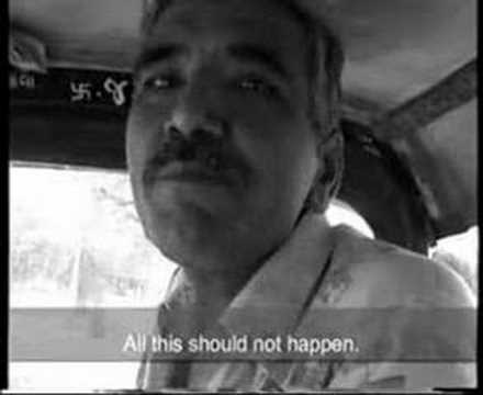 A Hindu Driver's experience of real life
