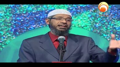 A Hindu sister ask Why In Islam There Is No Caste System Like Hindu   answer by zakir naik #HUDATV