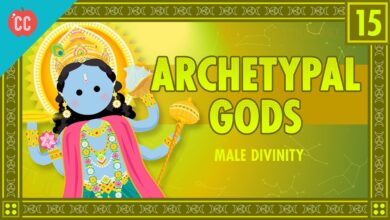 Archetypes and Male Divinities: Crash Course World Mythology #15
