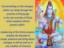 Be One With Brahma, Vishnu, Shiva and the Power Beyond..