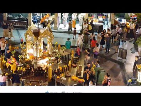 Erawan Shrine Tapınağı Bangkok, Erawan Shrine Hindu Temple Bkk Thailand