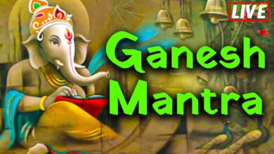 Ganesh Mantra Powerful Mantra for Success | Lord Ganesh Songs | Bhakthi Live