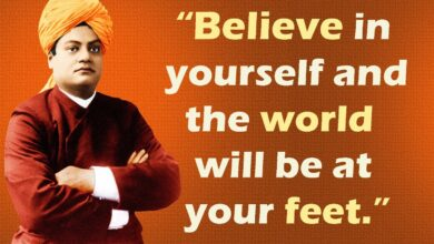 Great Swami Vivekananda's Quotes For Guide To Great Life.