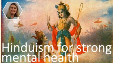Hinduism for strong mental health