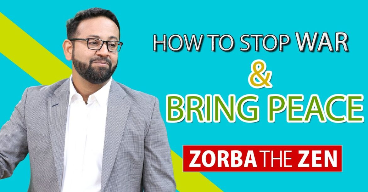 How To Bring Communal Peace & Harmony  | Hindu- Muslim Brotherhood |  Zorba The Zen