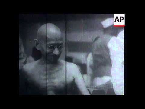 INDIA: MAHATMA GANDHI'S ASSASSIN NATHURAM GODSE PROFILE