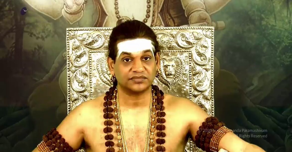 Kailasa is created to protect Hinduism. Hinduism has no future in India! HDH Nithyananda
