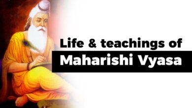 Life and teachings of Maharishi Veda Vyasa, Writer of 18 Puranas, Mahabharata & Srimad Bhagavatam