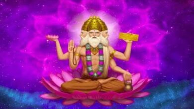 Mantra To Achieve Your Goals Fast & Success - Lord Brahma Gayatri Mantra