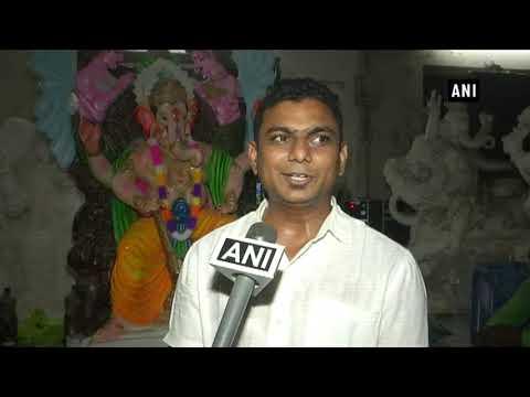 Muslim man in Surat carves out idols of Hindu God