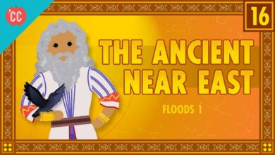 Noah's Ark and Floods in the Ancient Near East: Crash Course World Mythology #16