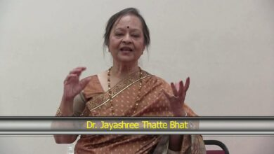 Origin and Role of Music in Hinduism -Part 1 by Dr. Jayashree Thatte Bhat