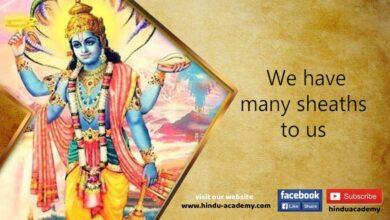Panch Kosha- We have many sheaths to us | Jay Lakhani | Hindu Academy|