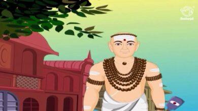 Shirdi Sai Baba - Sai Baba Stories - Bhakthi is greater than Shakthi - Animated Stories for Children