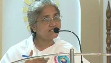 Sister Durgesh Nandini - Reflective Self Searching - Brahma Kumaris Discourse