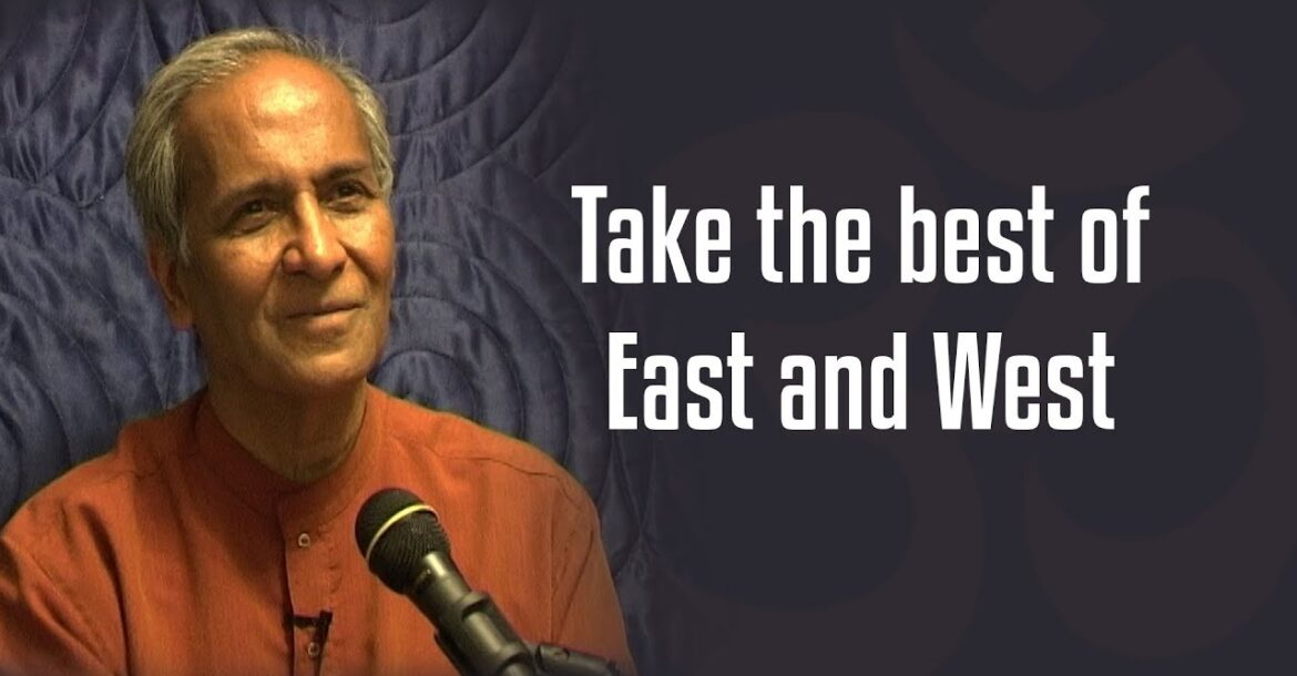 Take the best of East and West | Jay Lakhani | Hindu Academy