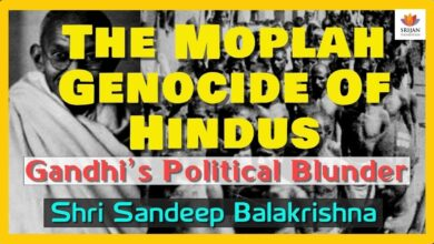 The Moplah Genocide Of Hindus: An Eternal Reminder | Sandeep Balakrishna | മലബാർ കലാപം |#SangamTalks