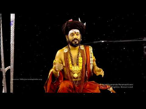 The Powerful Cognition I Got from ArunagiriYogishwara #Nithyananda #Kailasa