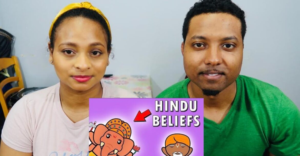 WHAT IS HINDUISM? | COGITO | Jamaicans React & Discuss