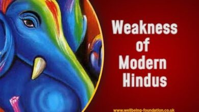 Weakness of Modern Hindus