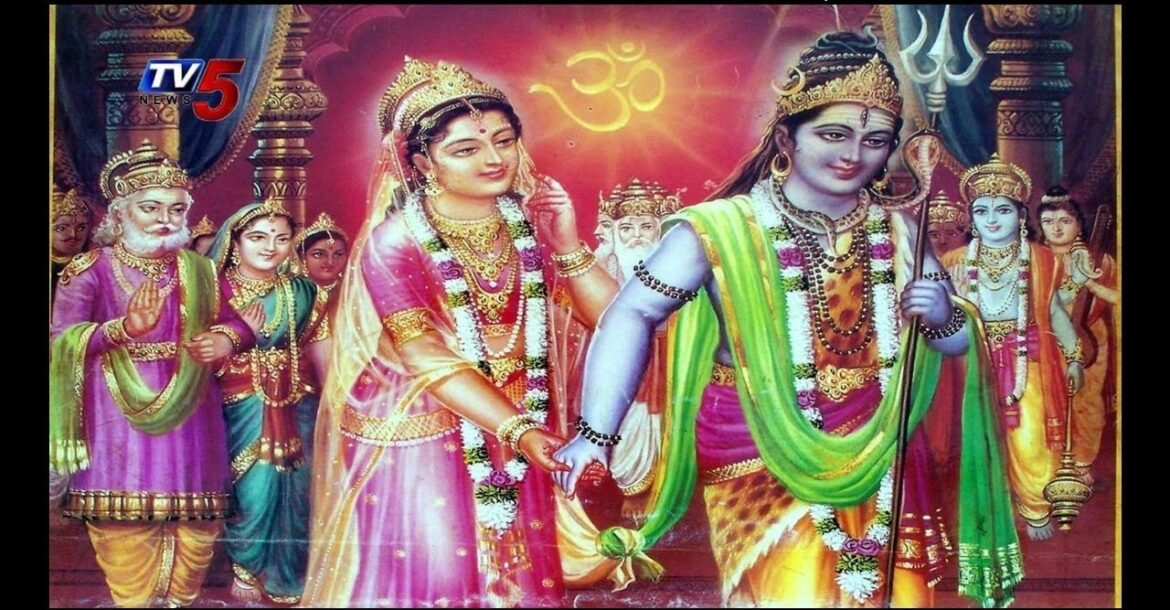 parvathi kalyanam - How lord shiva met parvathi - shortened speech by chaganti koteswara rao garu