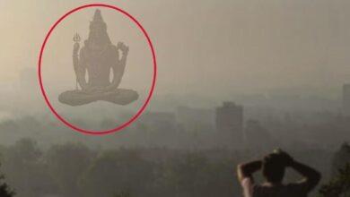 శివుడిని పూజించే ప్రతి ఒక్క హిందువు భక్తుడు తప్పక చూడాల్సిన వీడియో || Lord Shiva Caught on camera