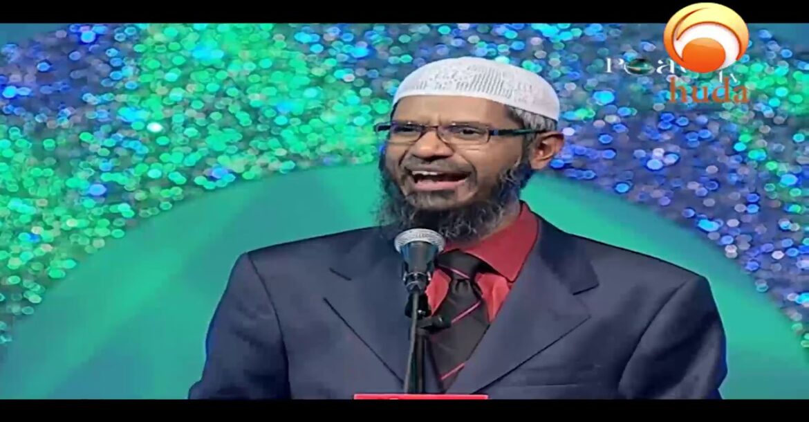 A challenge between Dr Zakir Naik and A hindu #HUDATV