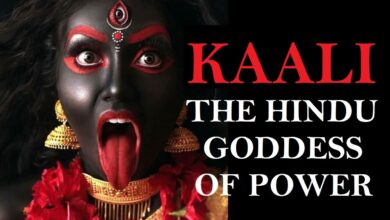 All About Goddess KALI - The Most Powerful Hindu God