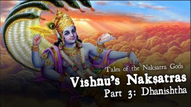 Dhanishtha: Part 3 of Vishnu's Nakshatras (Tales of the Nakshatra Gods)