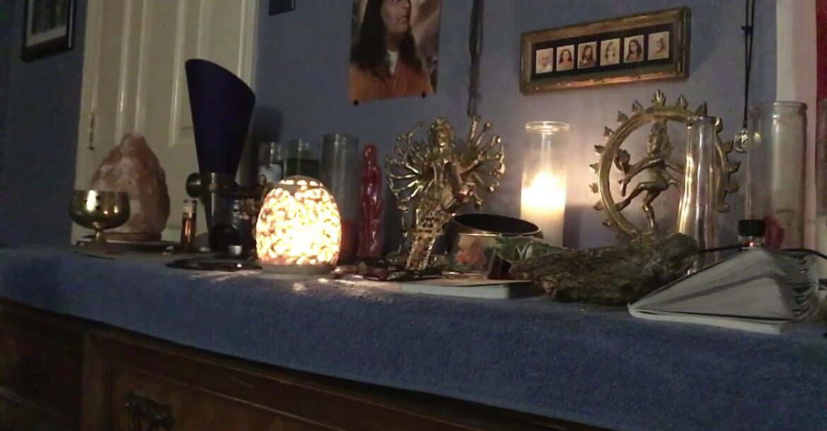 Divinity is Everywhere- Blessings From Kali and Shiva