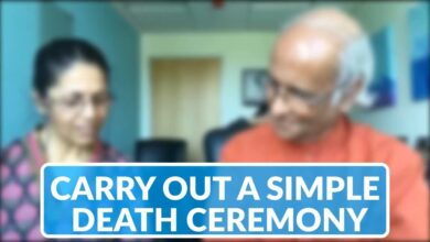 Hindu Academy Video 6  -Carry Out A Simple Death Ceremony | Jay Lakhani | Hindu Academy