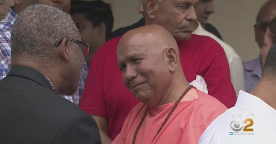 Hindu Priest Recovering After Being Attacked Near Temple
