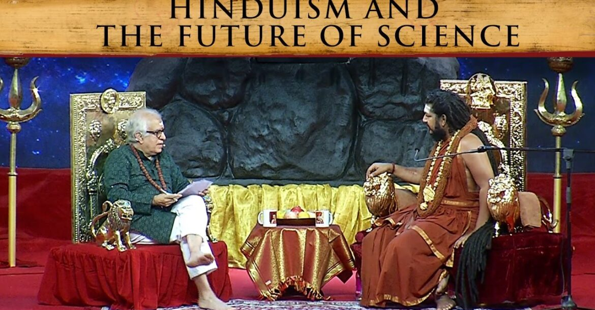 Hinduism and the Future of Science, Rajiv Malhotra Interviews Paramahamsa Nithyananda