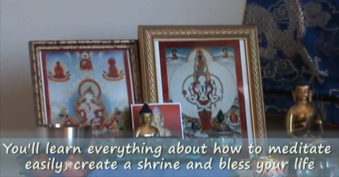 How to Create a Shrine or Altar