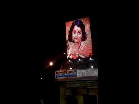 Lightshow HINDU GODS'  India || Sugumaria