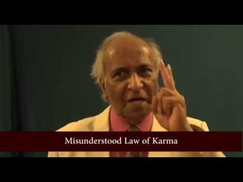 Misunderstood Law of Karma   Jay Lakhani   Hindu Academy