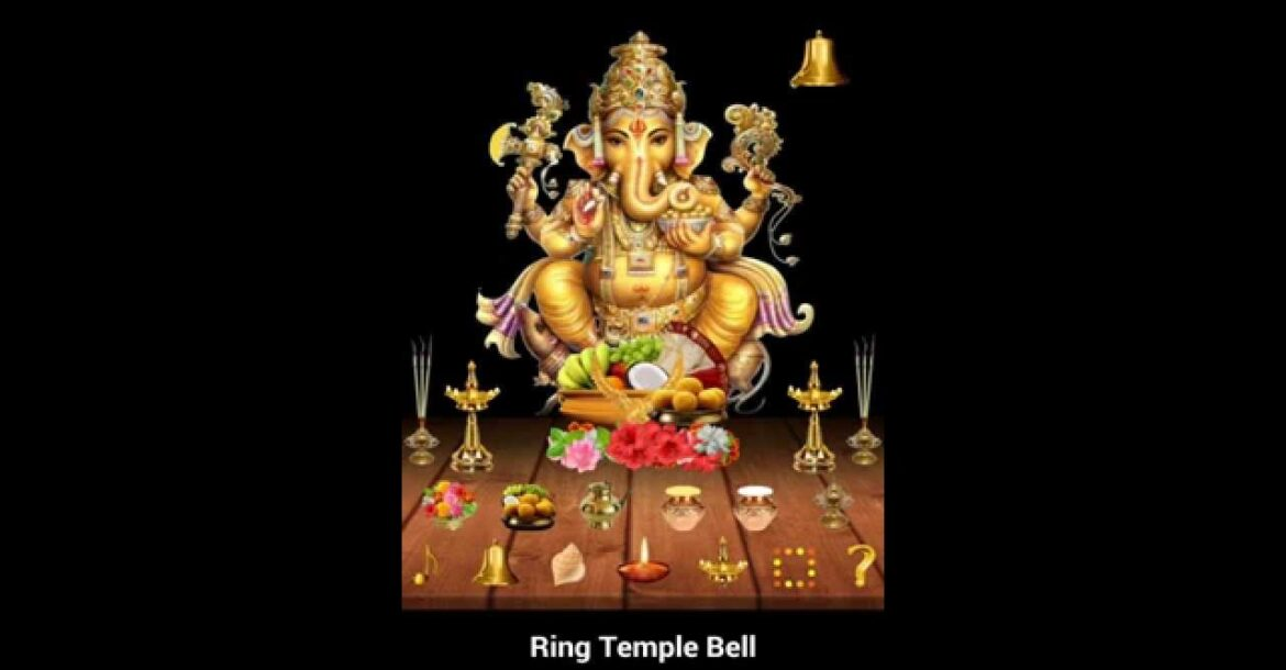 Puja: A Virtual Hindu Temple (Android App by Panagola)