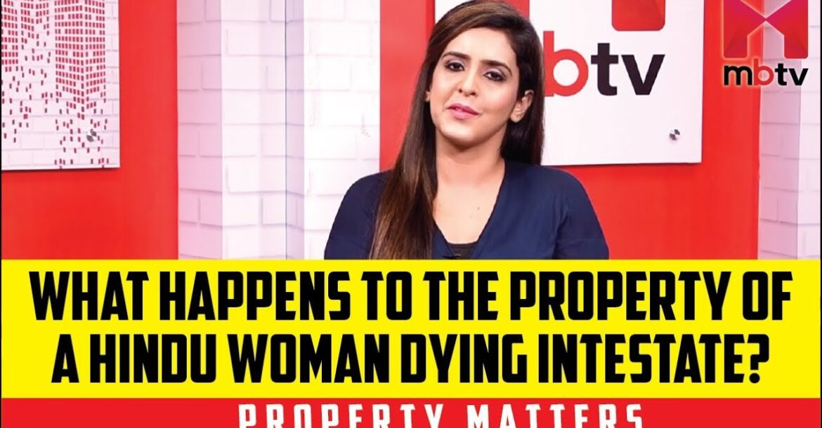 What happens to the Property of a Hindu woman dying intestate? (Policy Matters S01E98)