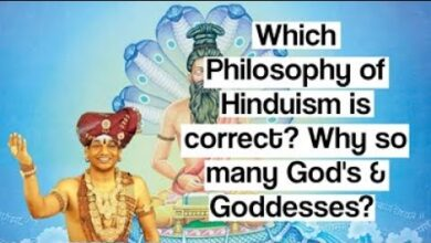 Which Philosophy of Hinduism is correct? Why so many God's & Goddesses? Why not one? HDH Nithyananda