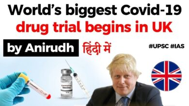 World's biggest Covid 19 drug trial begins in UK, RECOVERY Trial by Oxford University explained