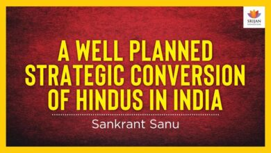A Well Planned Strategic Conversion Of Hindus In India   Sankrant Sanu   Joshua Project