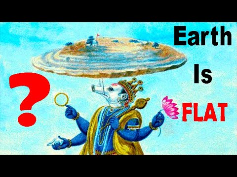 Ancient Carving Shows EARTH is NOT ROUND| Why Hinduism Supports FLAT EARTH Model? | Praveen Mohan