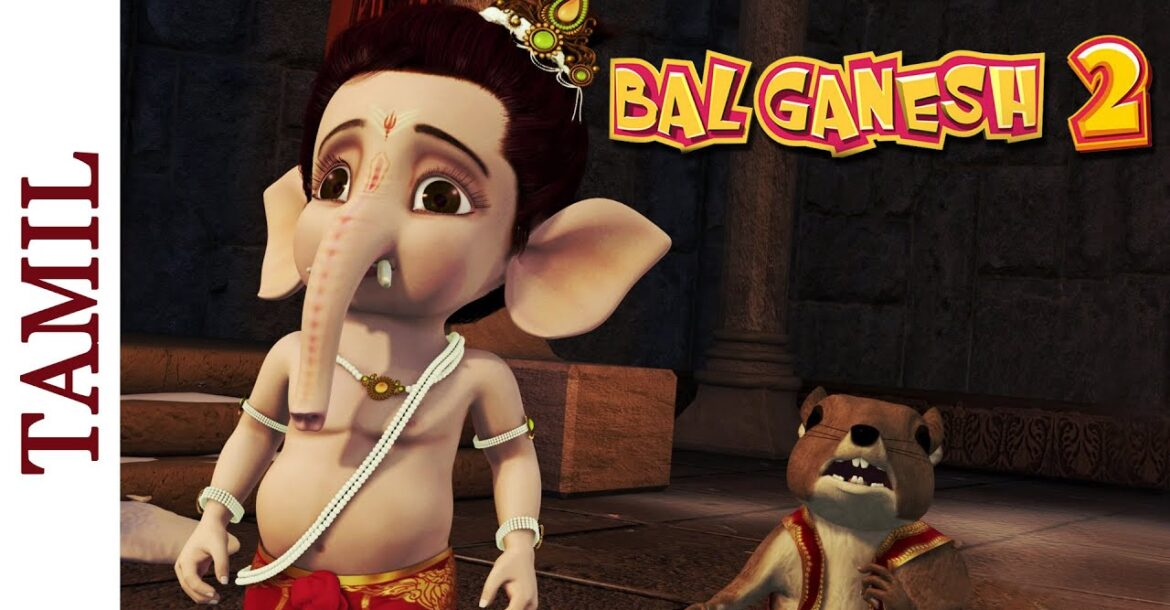 Bal Ganesh 2 - Lord Ganesha Realises His Mistake - Famous Tamil Animated Movies