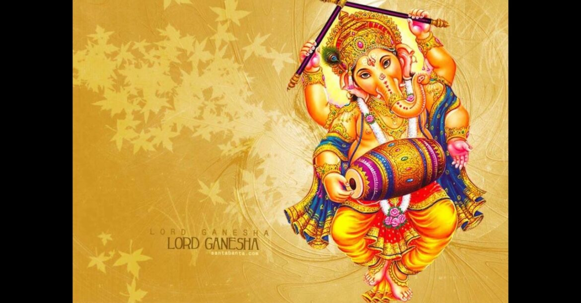 #Good Morning Wishes & Greetings With Lord Ganesha Wallpapers, Ganesha HD Photos & Images Video