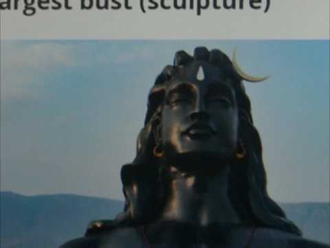 Hindu god's bust in southern India enters Guinness Records as world's largest