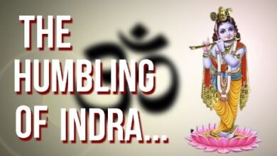 Hinduism Explained, A Story About Indra