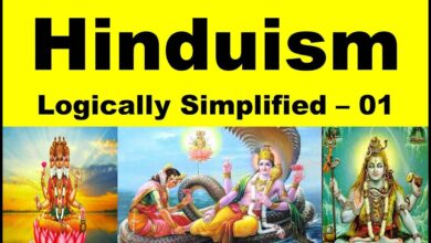 Hinduism Logically Simplified - 01 ENGLISH
