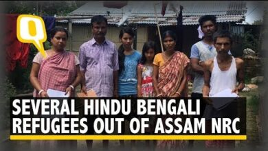 I Am Really Scared: Hindu Bengali Refugees Excluded From NRC List